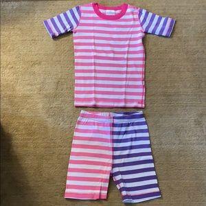 Hanna Andersson Girls Pajama Set